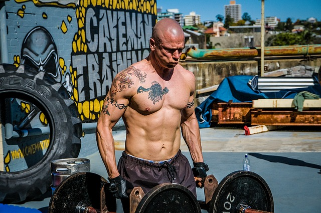 Strength, Speed & Endurance Fitness Competition Training in