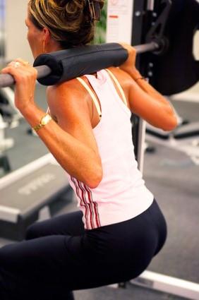 training women - Exercises for Body Symmetry