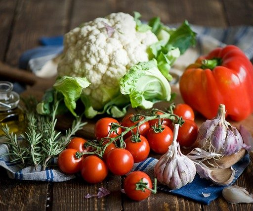 vegies - Nutrition and meal planning