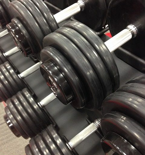 weights training for injury prevention